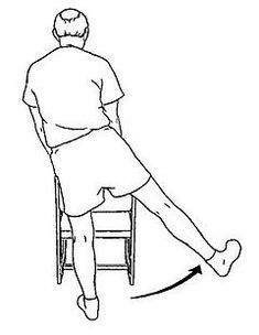 Chair Exercises, Balance Exercises, Back Exercises, Hamstring Exercises, Posture Stretches, Hip Strengthening Exercises, Shoulder Exercises, Morning Stretches, Core Exercises