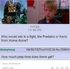 What if Kevin used Predenite?