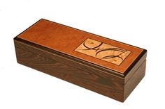 Mike Fisher - Heartwood Creations - Avalon Jewelry Box | SattvaGallery.com