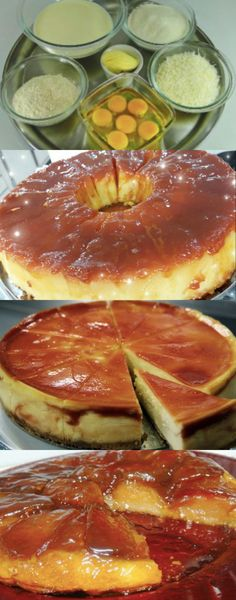 Magic Cake Recipes, Sweet Recipes, Cold Desserts, Bakery, Good Food, Food And Drink, Low Carb, Cooking Recipes, Sweets