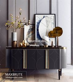 Sell Sideboard 2019 vol 2 set - Maxbrute Furniture Vi.- Sell Sideboard 2019 vol 2 set – Maxbrute Furniture Visualization Sell Sideboard 2019 vol 2 set – Maxbrute Furniture Visualization - Living Room Modern, My Living Room, Living Room Decor, Modern Table Legs, Sideboard Furniture, Luxury Rooms, Hallway Decorating, Interior Exterior, Interior Design Living Room
