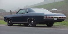 The Best Muscle Car Is a Subtle, No-Nonsense Brute: This Chevy Impala SS is the quintessential style guide to the business of badass. Chevy Impala Ss, Best Muscle Cars, American Muscle Cars, Super Pictures, Gm Car, Car Chevrolet, Hot Cars, Custom Cars, Dream Cars