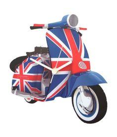 british  flag mo ped