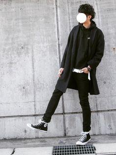 コムサのチェスターの使い勝手最強説。 Insta,Twitter:2nd_0d501 Korean Fashion Men, Mens Fashion, Boy Outfits, Fashion Outfits, Daytime Outfit, Teen Boy Fashion, Japanese Outfits, Urban Outfits, Aesthetic Fashion