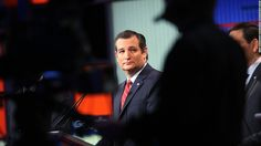 DES MOINES, IA - JANUARY 28:  Republican presidential candidate Sen. Ted Cruz (R-TX) participates in the Fox News - Google GOP Debate January 28, 2016 at the Iowa Events Center in Des Moines, Iowa. Residents of Iowa will vote for the Republican nominee at the caucuses on February 1. Donald Trump, who is leading most polls in the state, decided not to participate in the debate.  (Photo by Scott Olson/Getty Images)