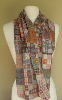 Gordon Scarf - Sophie Digard Crochet Designer