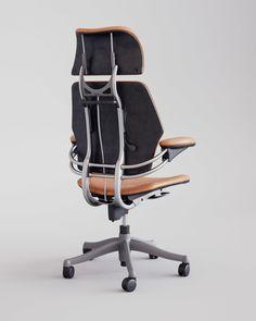 workpro quantum series ergonomic mesh highback chair with headrest black attic pinterest attic and desks - Freedom Chair