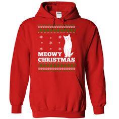 MEOWY CHRISTMAS T-Shirts, Hoodies, Sweaters