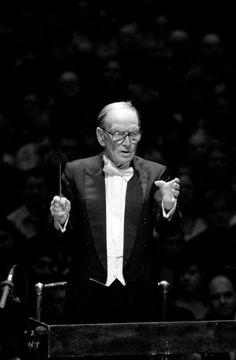 Ennio Morricone - Official Site - Photo Gallery