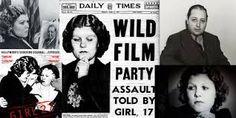 Patricia Douglas, Girl 27, MGM Studio Extra/dancer 1937 and her rapist David Ross MGM studio salesmen.