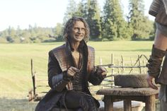 Once Upon A Time.Robert Carlyle as Rumpelstiltskin / Mr. The Dark One, 3 In One, Stargate Universe, Dark Swan, Time News, Rumpelstiltskin, Robert Carlyle, Book People, Colin O'donoghue