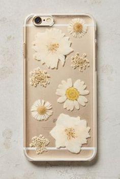 Pressed Flowers iPhone 6 Case - anthropologie.com