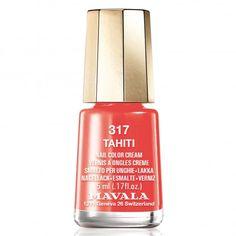 Mavala nail polish in Tahiti 317