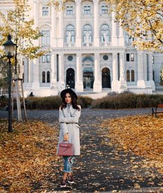 Golden Autumn Hana, Vienna, My Outfit, Autumn, Instagram Posts, Outfits, Suits, Fall Season, Fall
