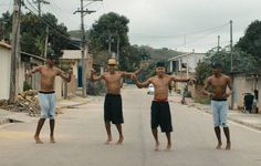 Fast feet and fraternity in a fervid portrait of Brazilian footwork