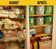18 Ideas para organizar tu VirgoCasa o tu VirgoCueva Linen Closet Organization, Home Organization Hacks, Kitchen Organization, Organising Hacks, Decluttering Ideas, Declutter Your Home, Organizing Your Home, Organizing Kids Toys, Tupperware Organizing