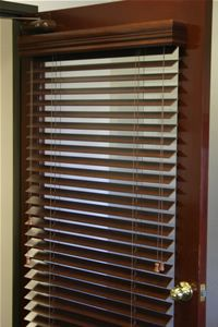 Door Blinds Can Be Any Blind Or Shade Mounted As A Door Mount Blind French Door Blinds Or Traditional Door Blinds Are Simply Outside Mount