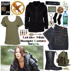 Let the 74th Hunger Games begin.