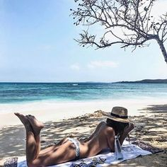#columbia #cartagena #travel #fashion #southamerica #latin #fun #dance #vibrant #art #rustic #maaji #maajiswimwear #underthesun #relaxing #palmtree #palmtree #hiding #beach #beachy #sandy #bythewater #ocean #seabreeze #islabaru