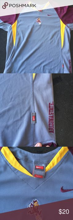 Nike ASU Sun Devil Tee Nike V-neck ASU Tee! Nike Shirts Tees - Short Sleeve