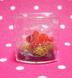 Epoch Fish Aquarium Miniatures by HarapekoDoggyBag, via Flickr