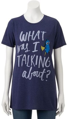Disney / Pixar Juniors' Finding Dory Graphic Tee