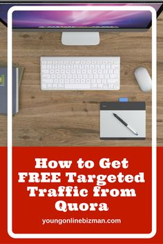 We all know that Traffic is King. Without traffic a business is as good as dead. That's why so many businesses invest all of their time and or money in building traffic. If you are looking to save your money but invest your time into building free traffic, then Quora is a great website for you. Let me show you how you can get Free Targeted traffic to your website from Quora. Website Traffic   Free Traffic   Blog Traffic…