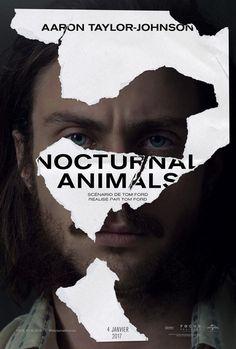 Affiche de Nocturnal Animals avec Aaron Taylor-Johnson