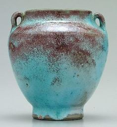 Jugtown vase