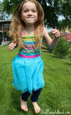 I found affordable, fashion-forward clothes that hold up well during play! :-)