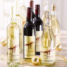 Weihnachts Rotwein Set, 12-tlg. inkl. Werbedruck mit Werbeanbringung  #schneider #werbung #advertising