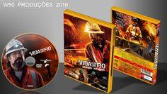 A Vida Por Um Fio - DVD 2 - ➨ Vitrine - Galeria De Capas - MundoNet | Capas & Labels Customizados
