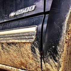 Don't matter if you're in a ford or a Chevy.. a 2500 or an f250