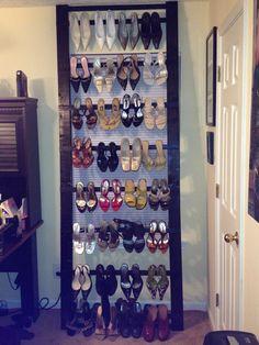 Shoe Organizer - DIY