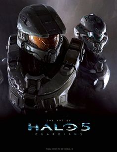 The Art of Halo 5: Guardians Announced | Beyond Entertainment
