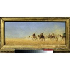 Charles Theodore Frere (1814-1888) French School Canvas Art - (36 x 24)