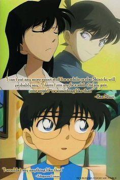 Conan and Ran, Episode 367-368 DetectiveConan