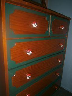 Pokemon drawer knobs