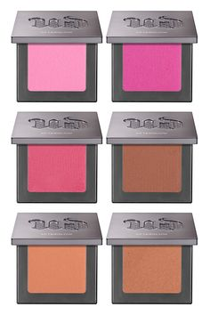 NEW! Urban Decay Summer 2015 Collection Afterglow Powder Blush Singles launching April 15th!