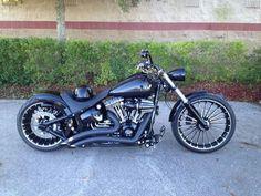 2013 Harley Davidson breakout custom