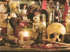 Altars:  Voodoo #Altar.