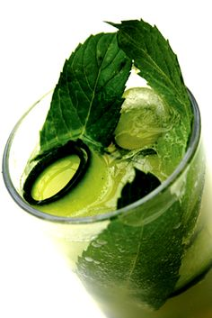 Make water more tasty and nutritious by adding mint leaves, sliced cucumber, apple, lime and orange or goji berries (remember to use spring water for added minerals and to avoid things like chlorine)