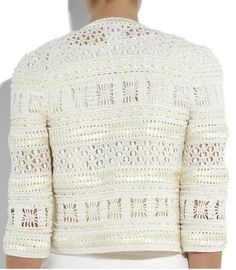 Fabulous Crochet a Little Black Crochet Dress Ideas. Georgeous Crochet a Little Black Crochet Dress Ideas. Black Crochet Dress, Crochet Coat, Crochet Cardigan, Crochet Clothes, Crochet Lace, Bookmark Crochet, Crochet Pouch, Crochet Bolero Pattern, Crochet Patterns