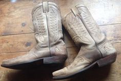 SANCHO   AUTHENDIC . BOOTS by Glorypast on Etsy