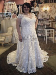 1f561bcbf1b    This Dress and MORE~ Available at The Bridal Suite of Louisville~