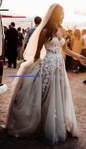 #facecare Top Wedding Dresses, Wedding Dress Trends, Boho Wedding Dress, Bridal Dresses, Wedding Gowns, Wedding Bride, Wedding Ideas, Wedding Makeup, Prom Makeup