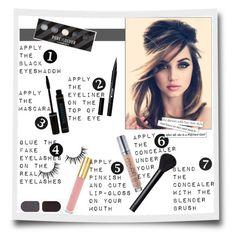 """Untitled #66"" by iris03015 ❤ liked on Polyvore featuring schoonheid, Retrò, Stila, Urban Decay, Isaac Mizrahi, NARS Cosmetics, BeautyTrend, makeup en beautyset"