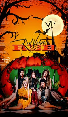 Fashion, wallpapers, quotes, celebrities and so much Rv Wallpaper, Velvet Wallpaper, Seulgi, Red Velet, Kpop Posters, Halloween Poster, E Dawn, Fandom, Kpop Girl Groups