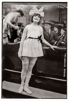 bathing beauty of the 1920's