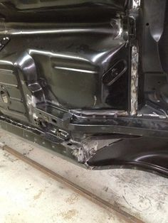 Chevrolet Camaro Floor Pan E